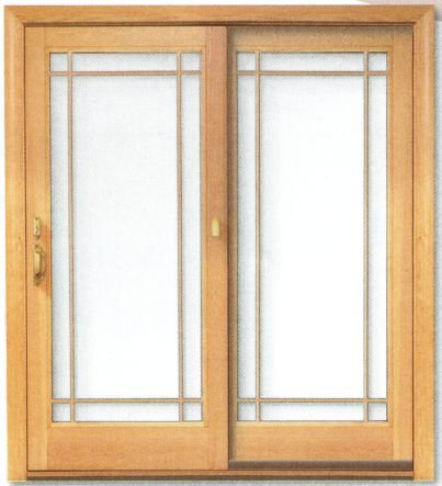 Andersen frenchwood hinged patio doors installers in ma for Andersen patio doors
