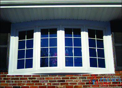 Bay or bow window replacement new construction in ma for Most energy efficient replacement windows