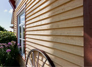 siding wood cedar installer boston ma
