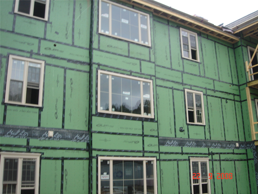 Building after windows installed