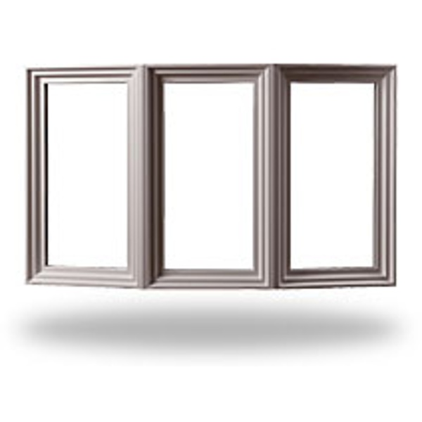 This is a bow window sample with 3 units