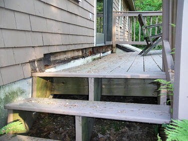 Deck Falling Apart What To Do Marlborough MA