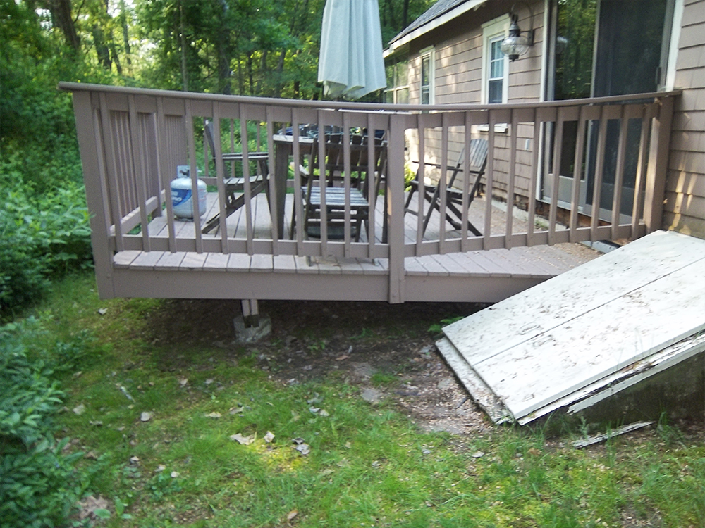 Deck Consultation near Marlborough MA Deck Replacement and Deck Installation Service Near You. Franca Services. Local Experts