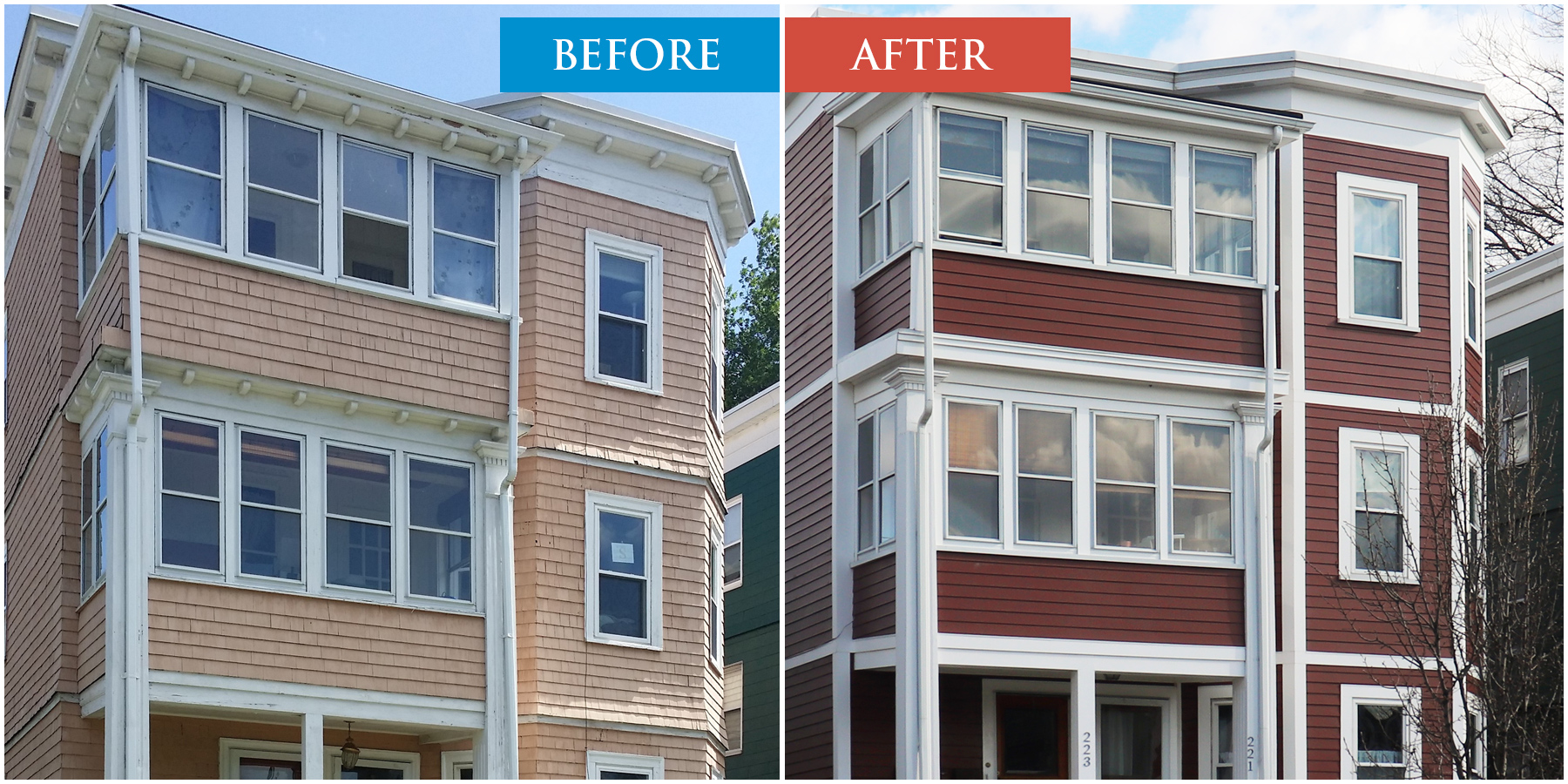 Siding Installation Marlborough, MA