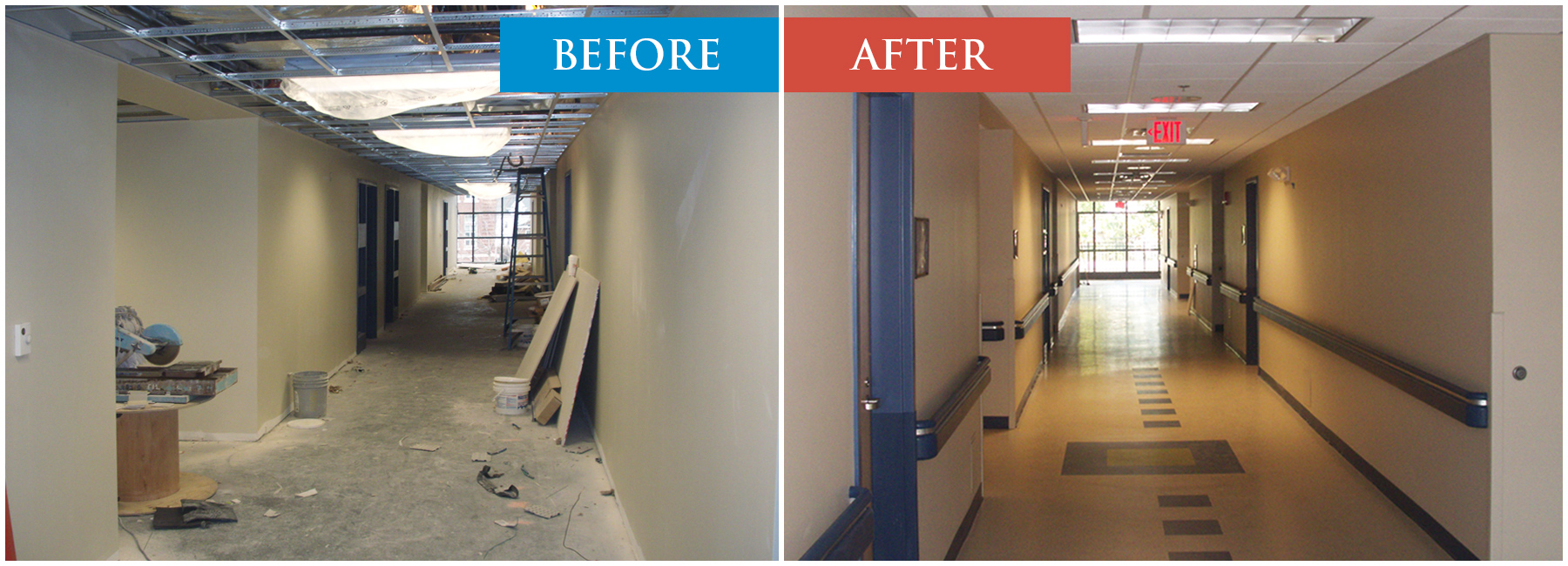 Hospital Interior Painting Services Boston, MA