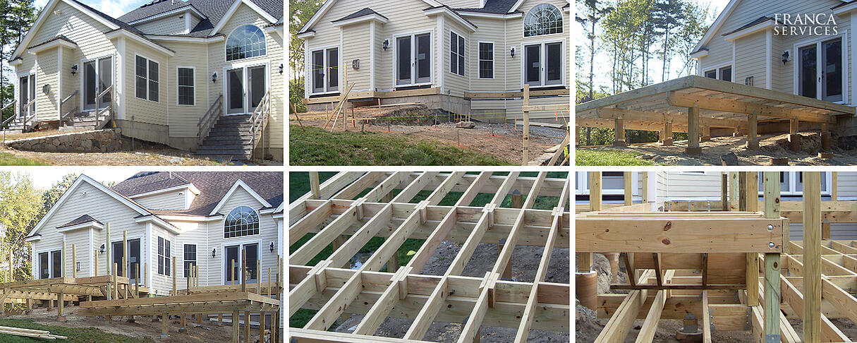 Azek-Deck-Installers-Installation-And-Building-Process
