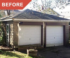 Garage-Painting-Exterior-before