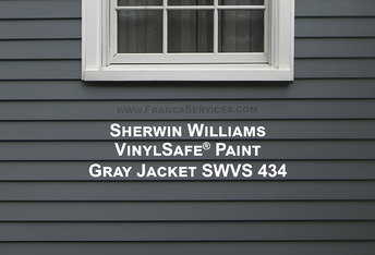 Marlborough Painters. Sherwin Williams Paint