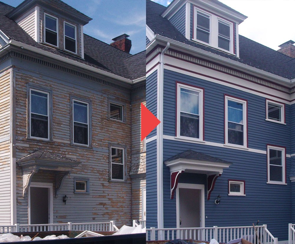 House Painting Exterior, House Painting Interior Services. Marlborough, MA. Local Painters Near Me