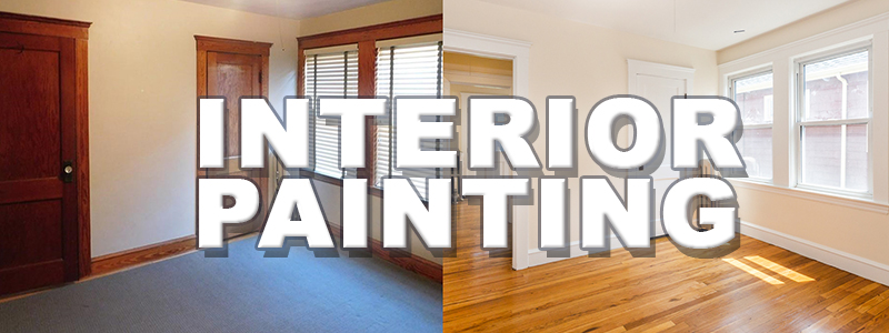 Interior Home Painting. Local Interior House Painters