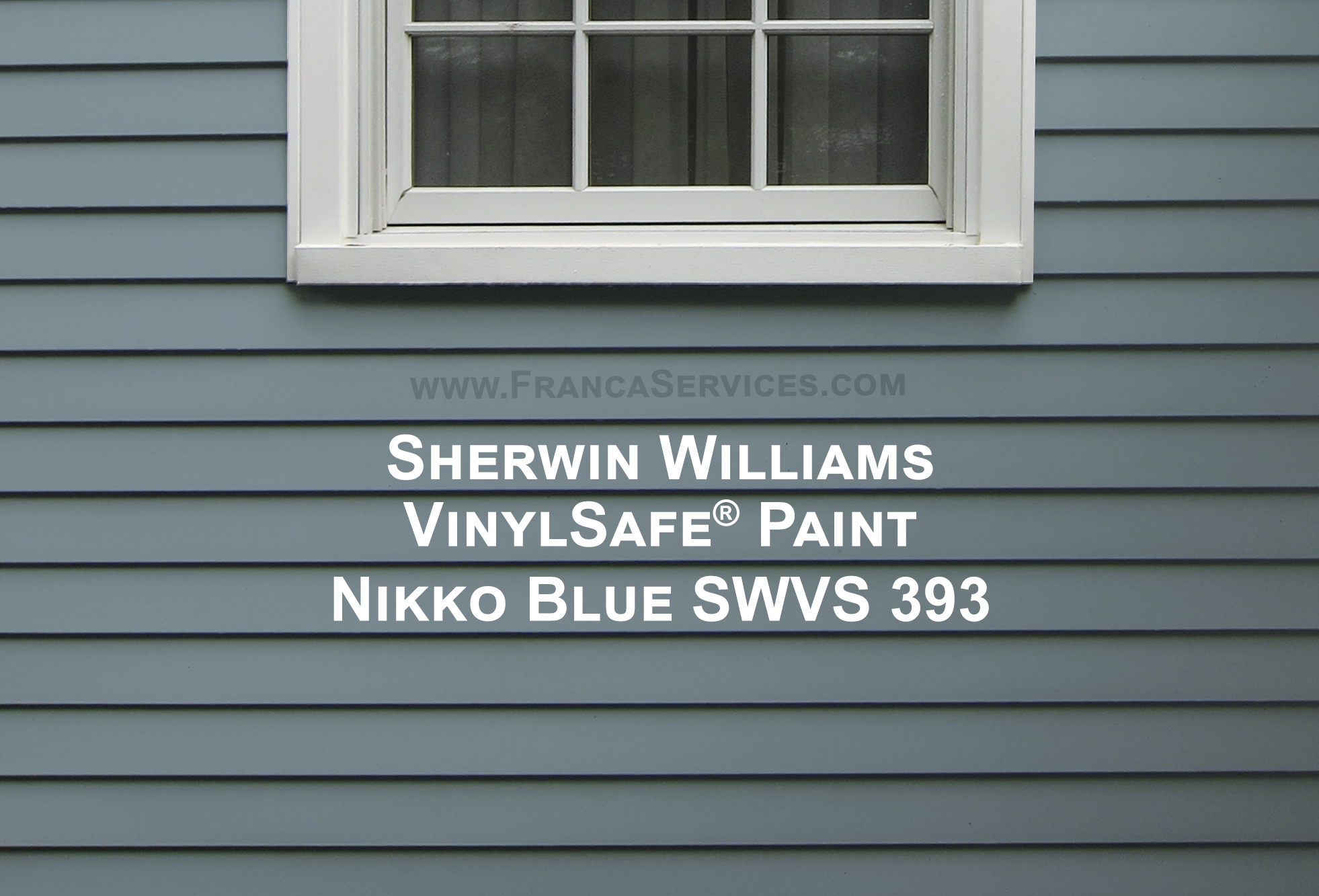 Sherwin Williams Paint for Vinyl Siding Installation in Marlborough MA