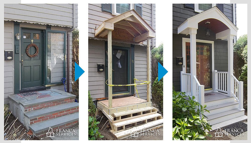 Porch-Replacement-Franca-Services-Serving-Boston-MA