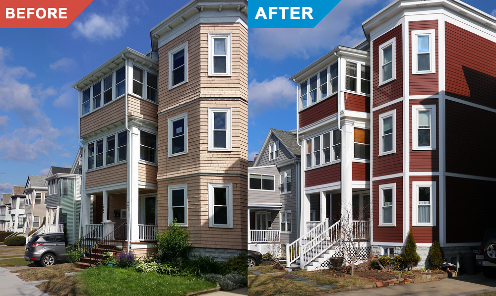 Siding-Replacement-to-Fiber-Cement-James-Hardie-Franca-Services-Boston-Siding-Contractors