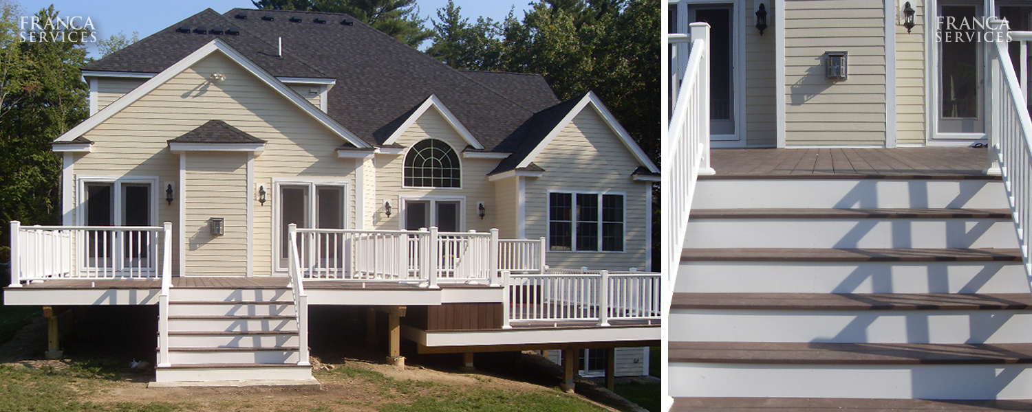 Azek Deck Installers Boston MA Final Result