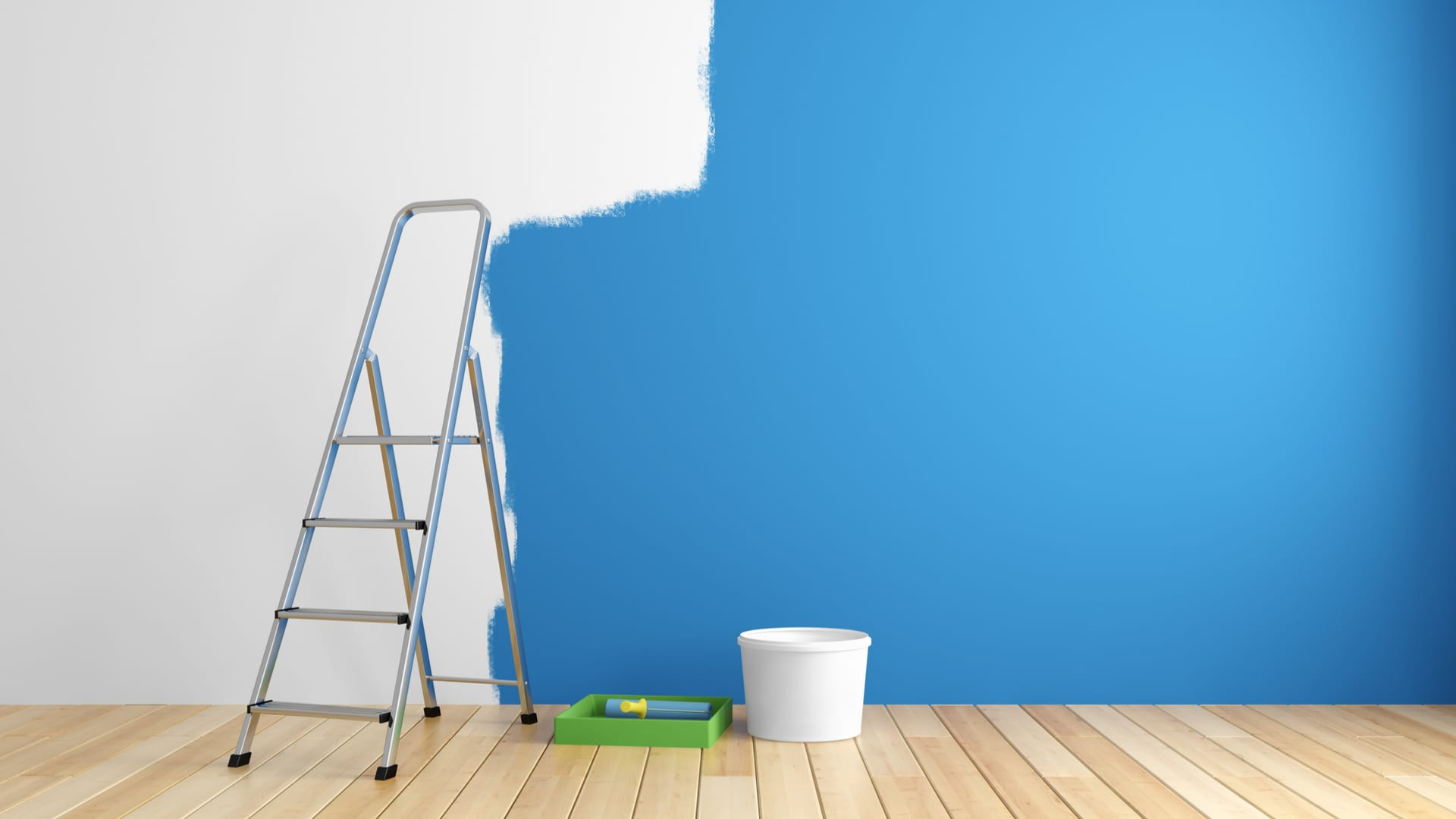 Why Winter Is the Best Time to Paint Inside Your Home