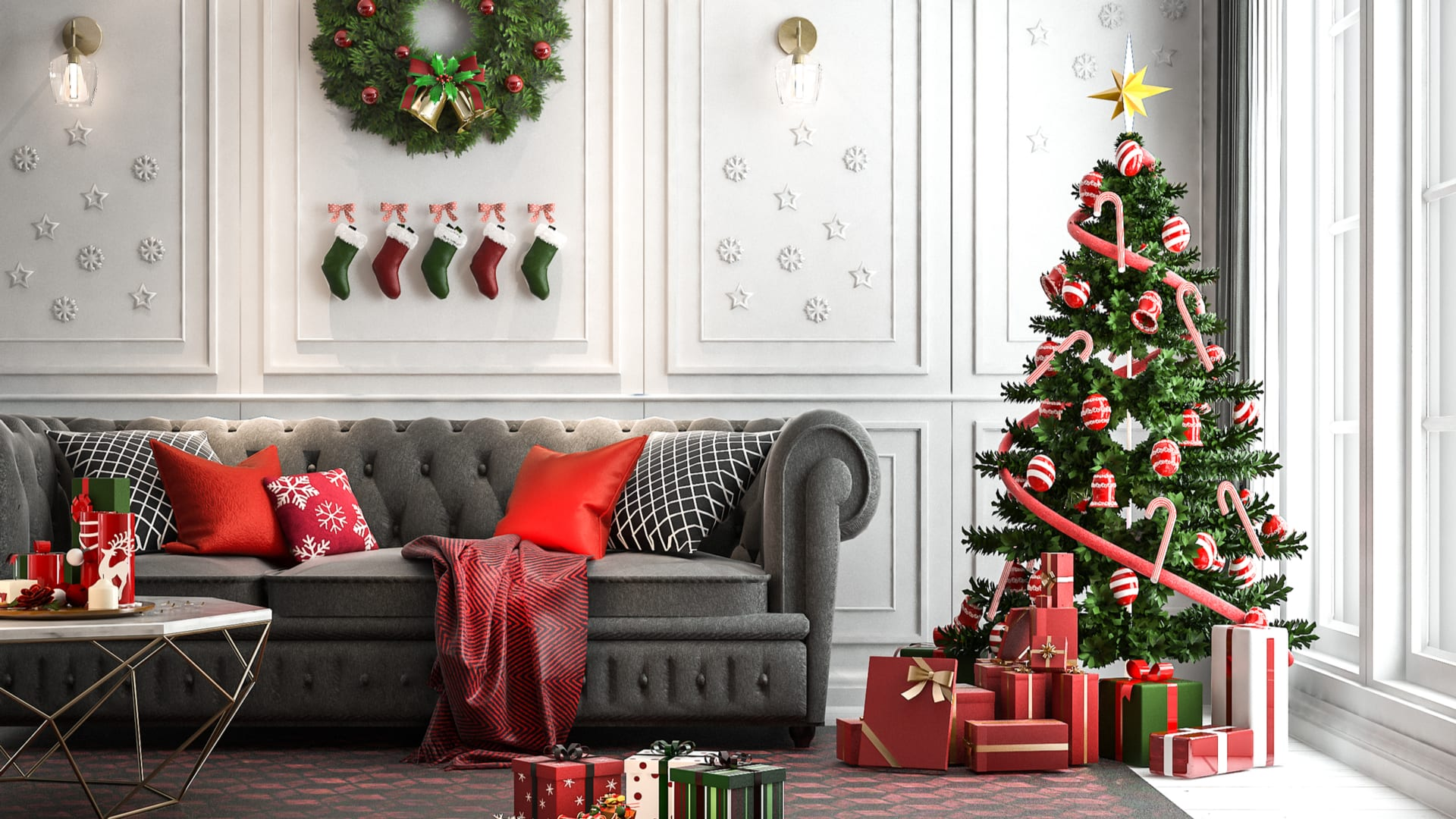 Painting Your Home Before the Holidays