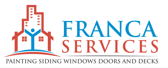 Franca Services | Franca Services, Inc. specializes in residential and commercial Exterior and Interior Painting, Fiber Cement Siding, Vinyl Siding, Wood Siding, Insulated Siding, Stone Veneer, Installation of Windows - new construction or replacement, Doors Installation,  Custom Built Decks, Decking and Railings Replacement, Light Carpentry and power washing services. Marlborough, MA