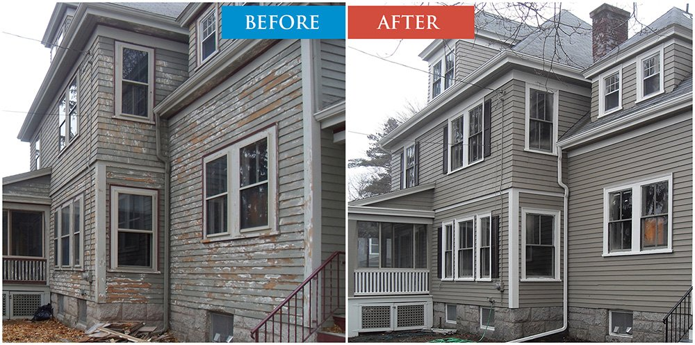 House Exterior Painting Client Testimonial
