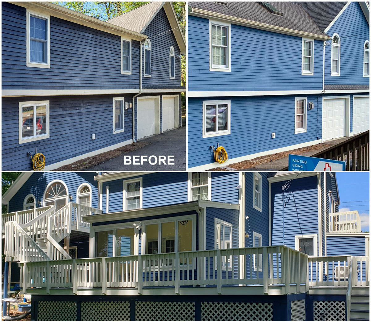 Exterior House Painting Client Testimonial