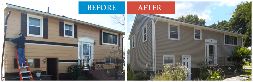 siding replacement maynard, ma