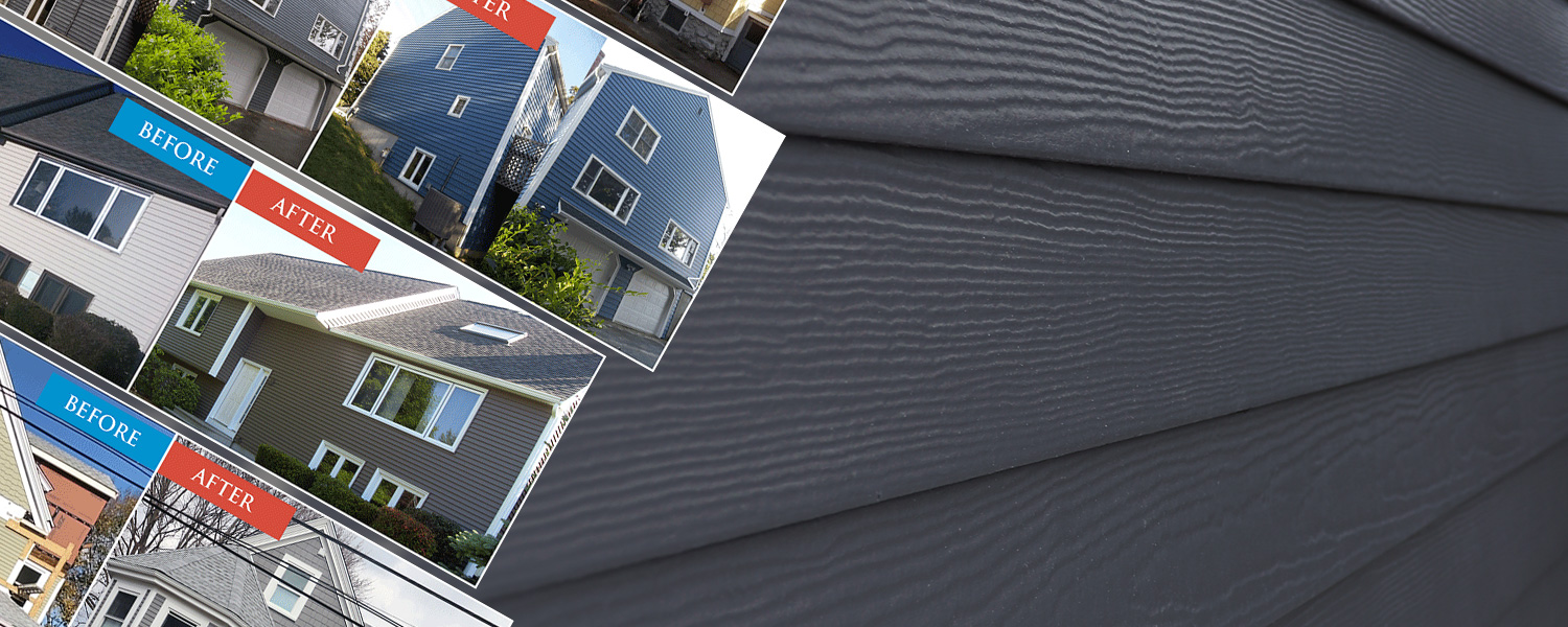 Residential Siding Intallation and Siding Replacement Services. Siding Options. Marlborough, MA