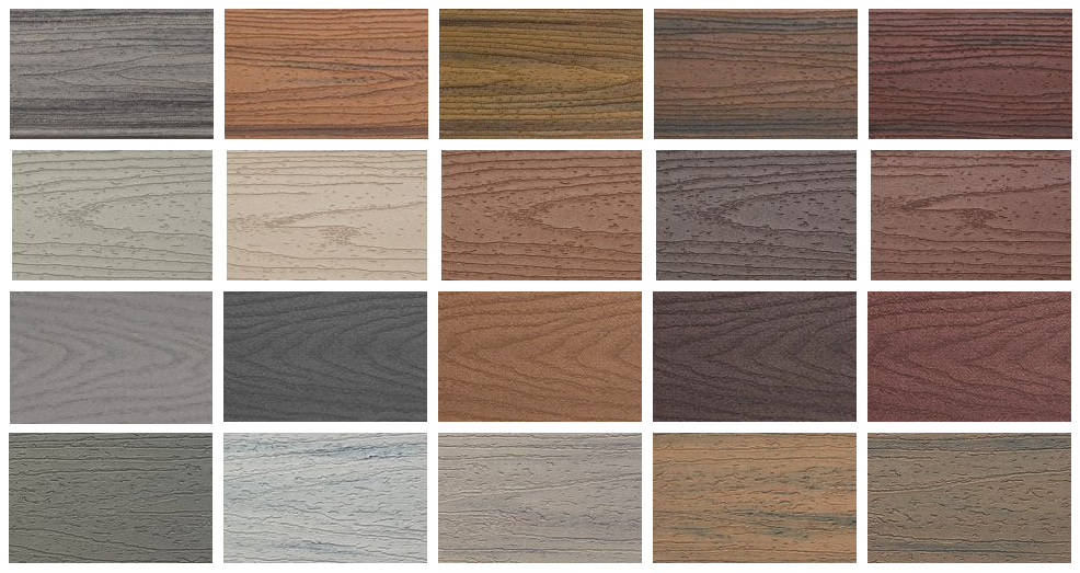 Trex-Decking-Colors-Boston-MA-Installers